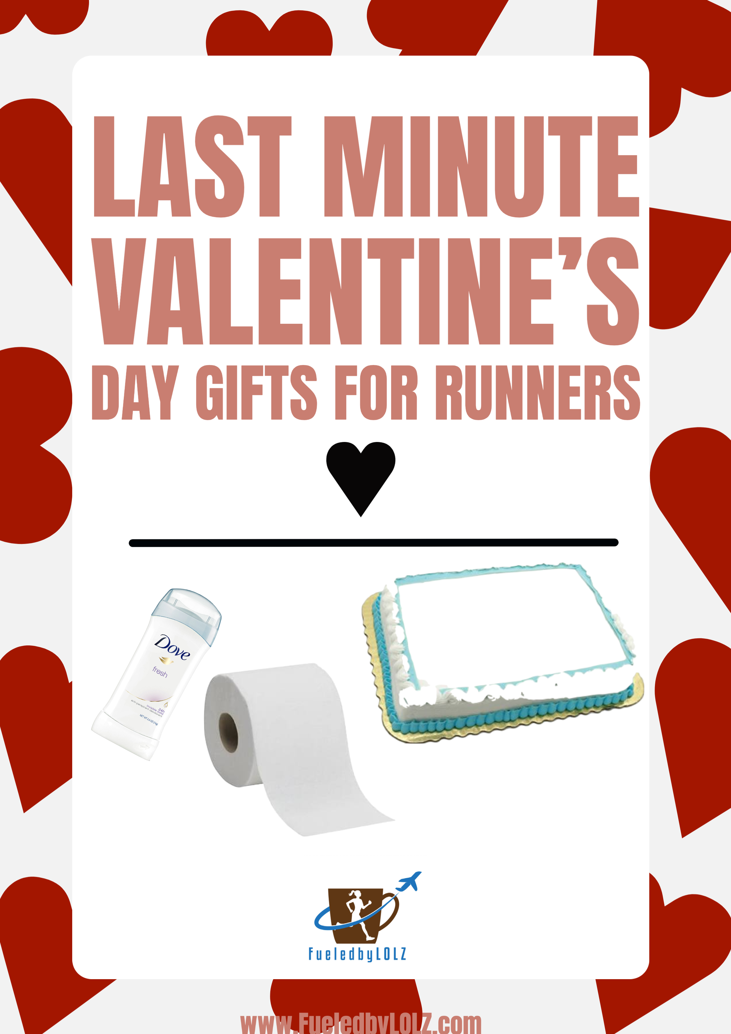 Last Minute Valentines Day Gifts for Runners