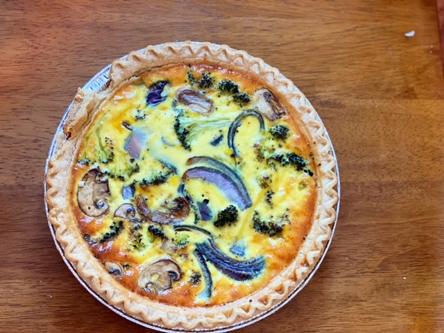 Easy quiche recipes