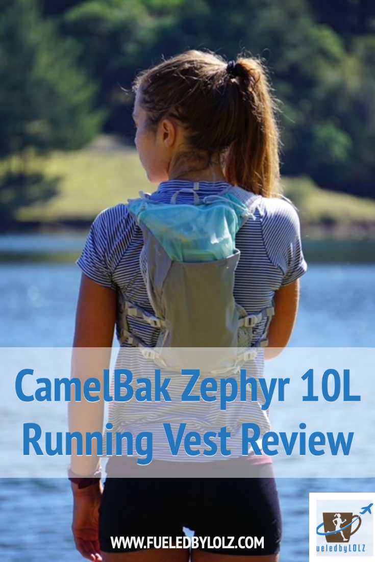 CamelBak Zephyr 10L Running Vest Review