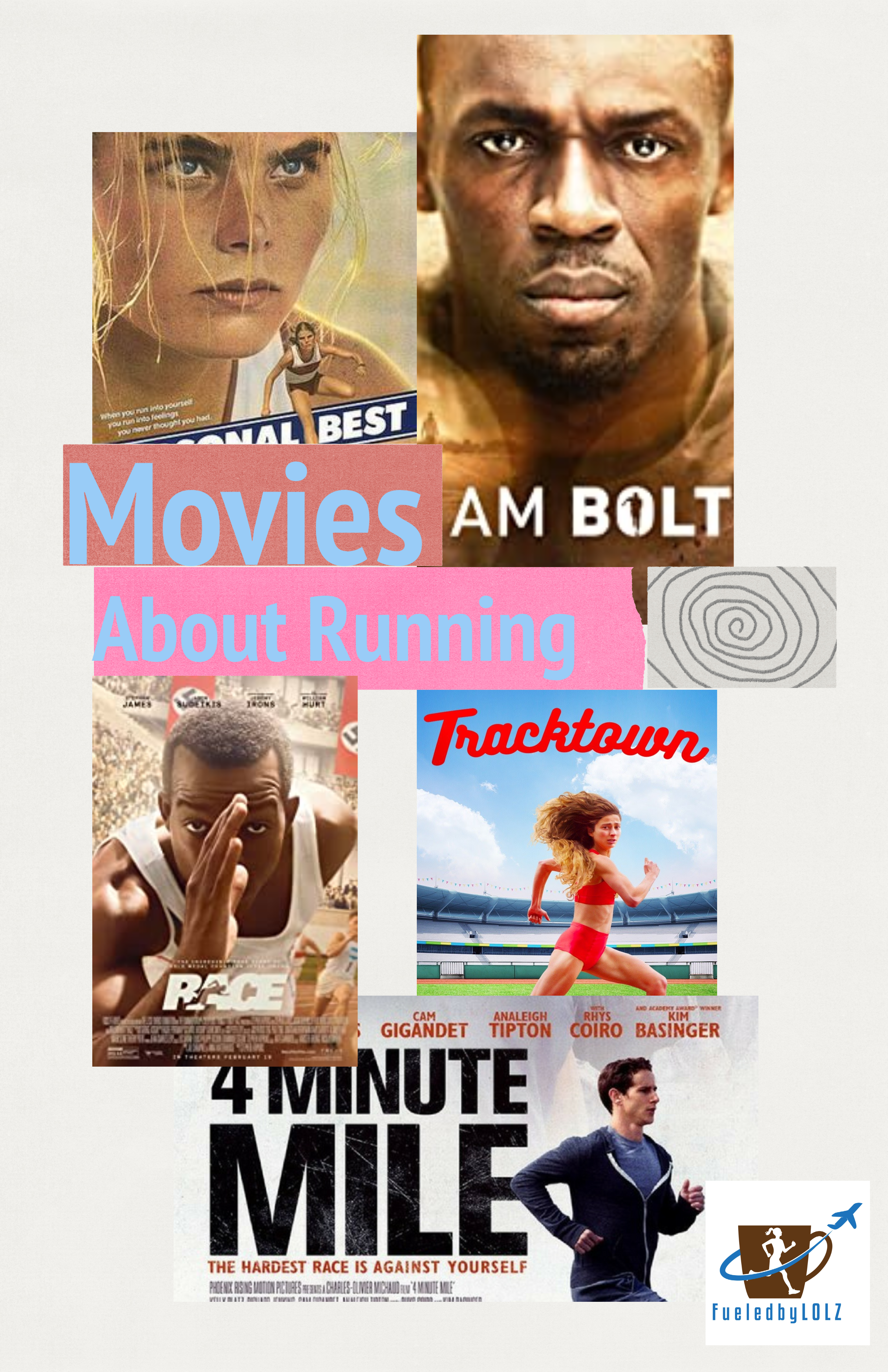 Movies about running