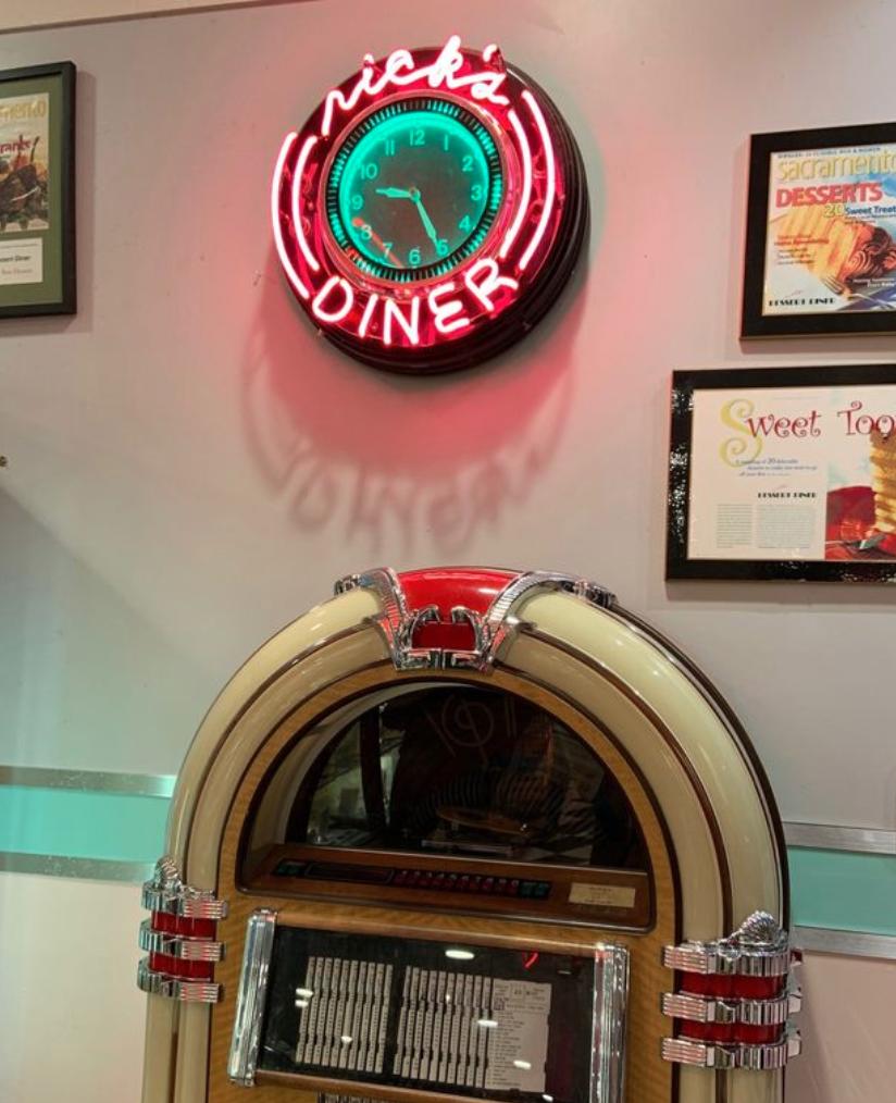 Rick's Dessert Diner (Sacramento)