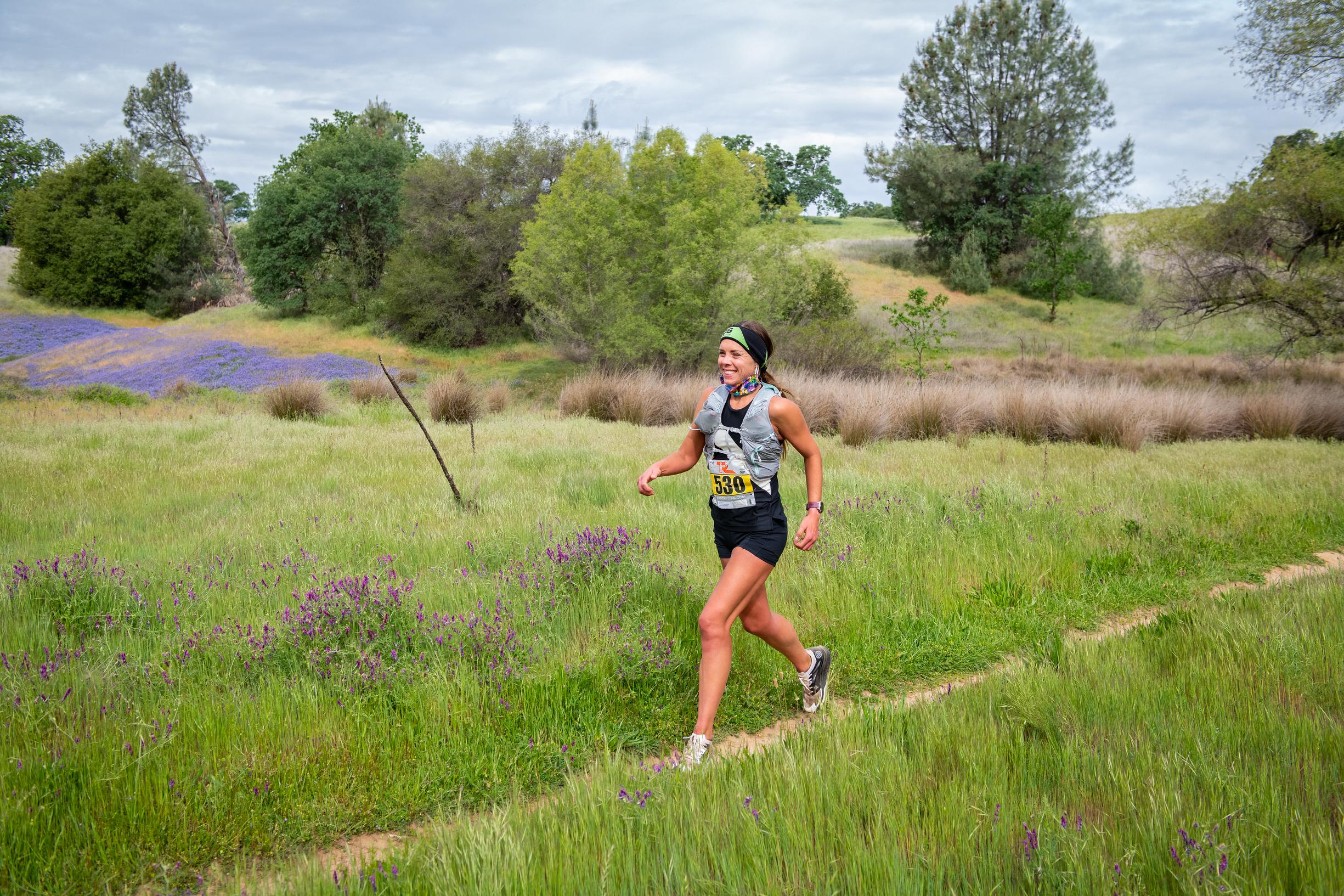 Folsom Lake Trail Half Marathon