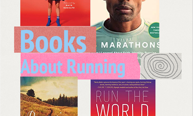 Running Books to motivate and inspire you