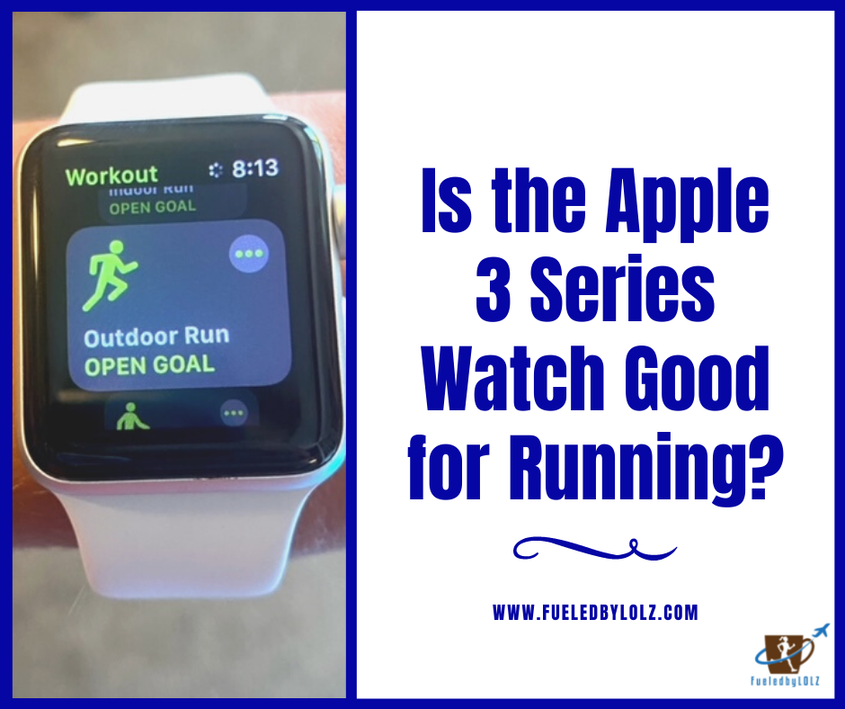 Apple Watch 3 Series Review (For Running)