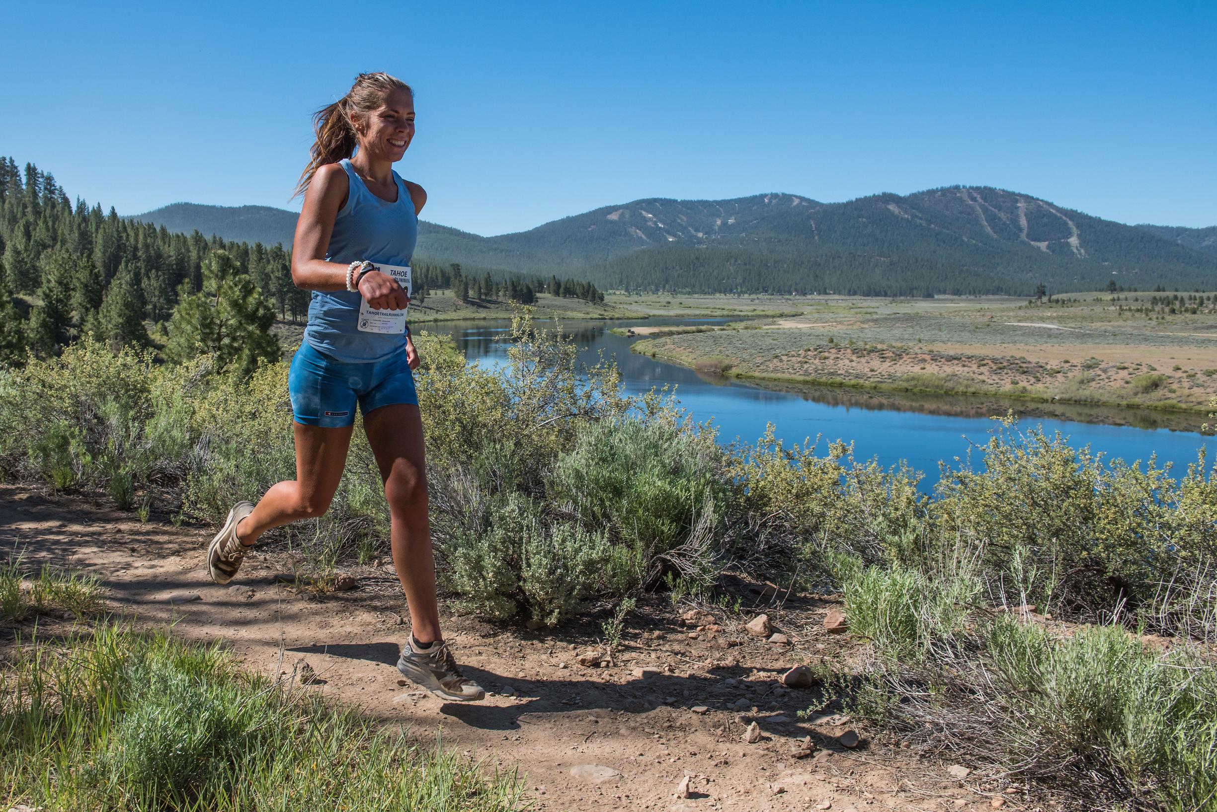 Truckee Running Festival Waddle Ranch Trail Half Marathon