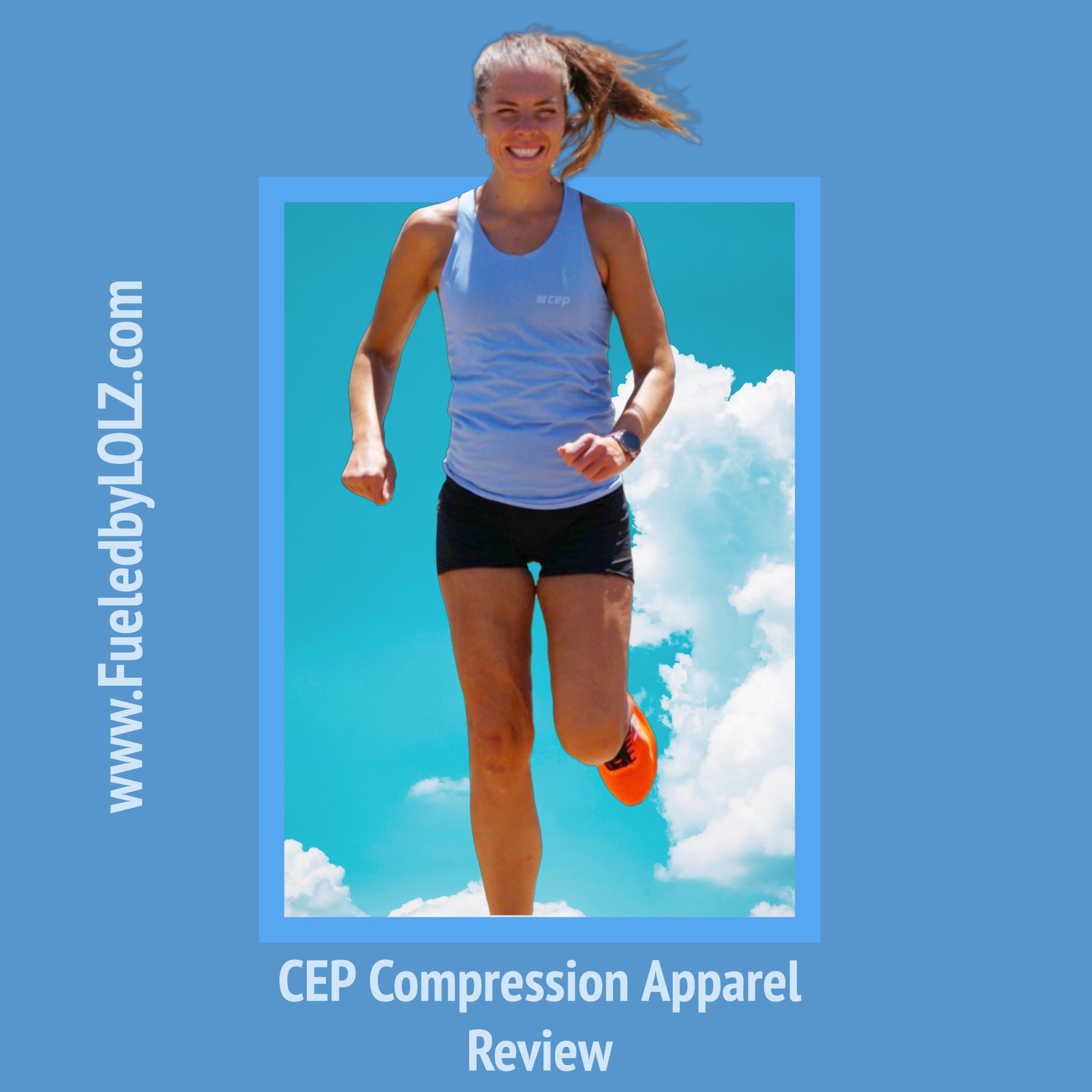 CEP Compression Apparel Review