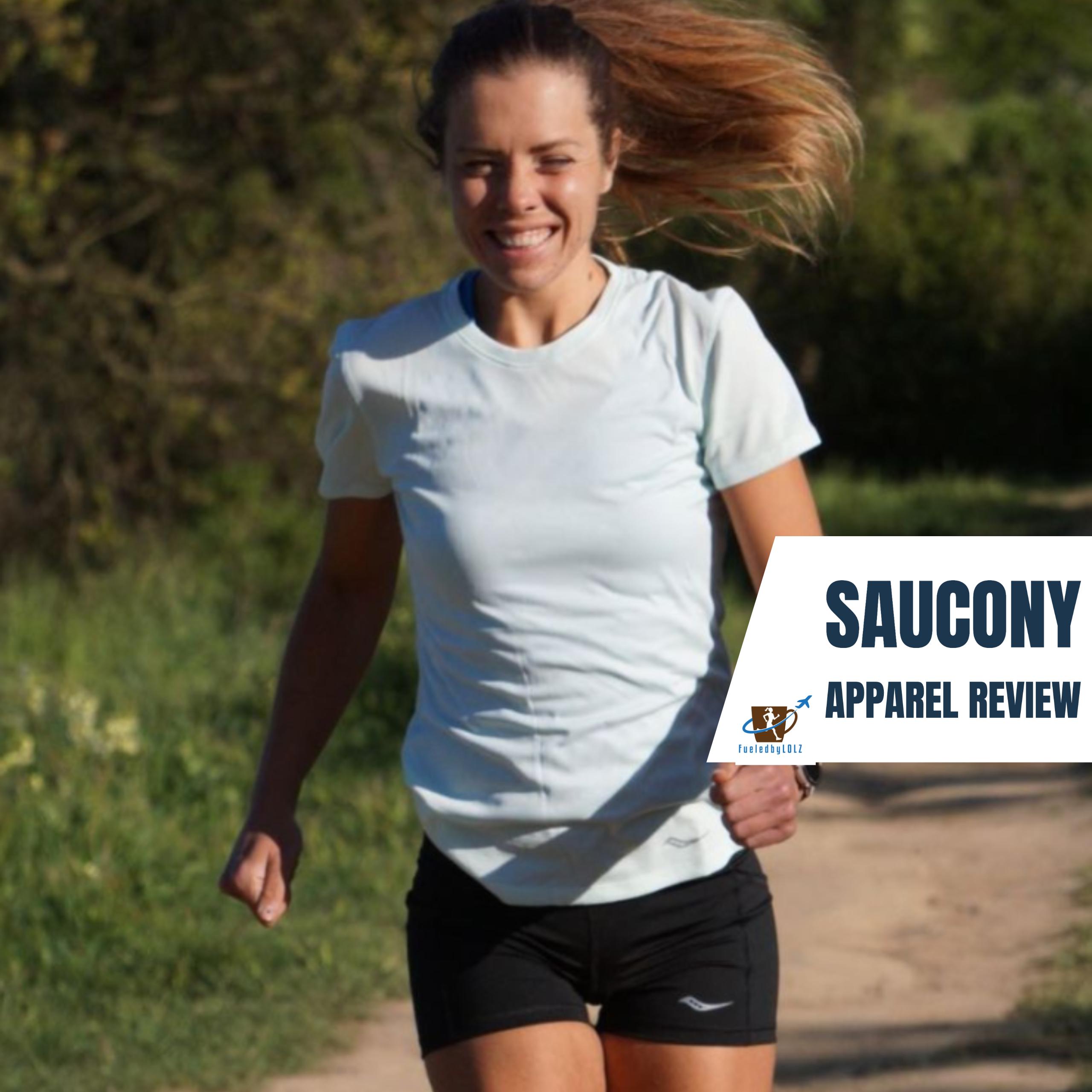 Saucony apparel review