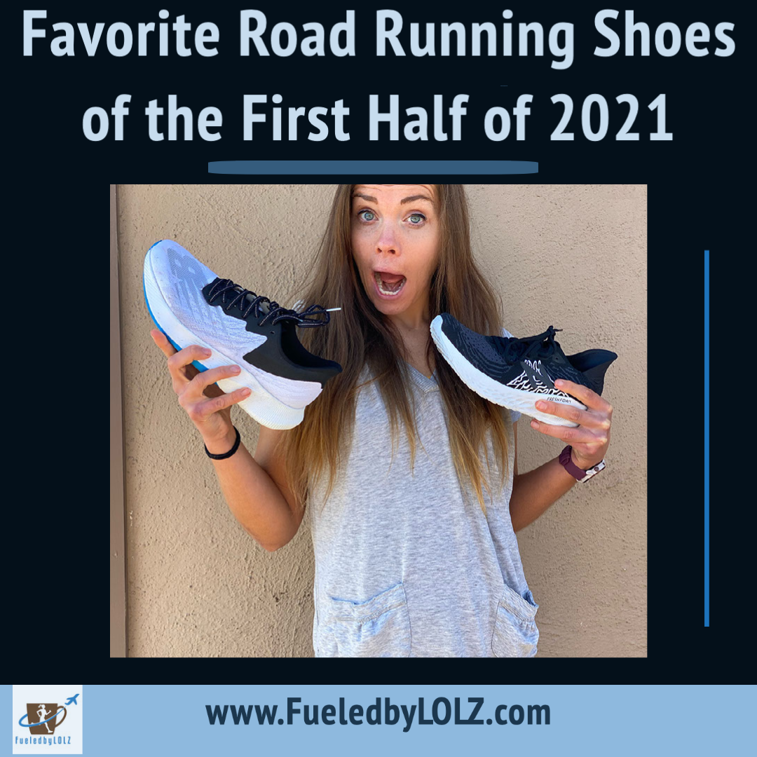 Favorite Road Running Shoes of the First Half of 2021