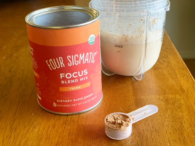 Four Sigmatic Focus Blend Mix Review