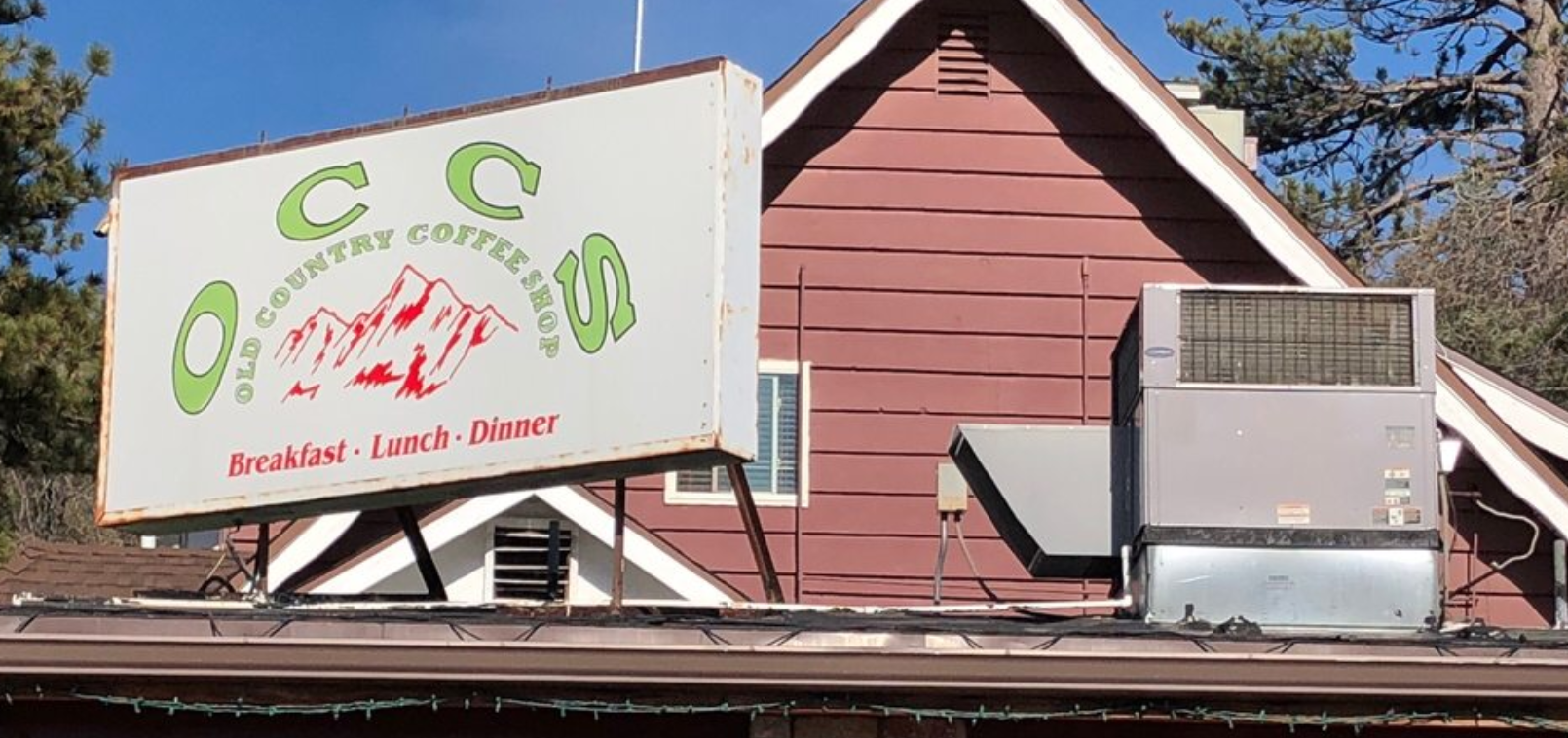 Old Country Coffee Shop and Diner (Running Springs, CA)