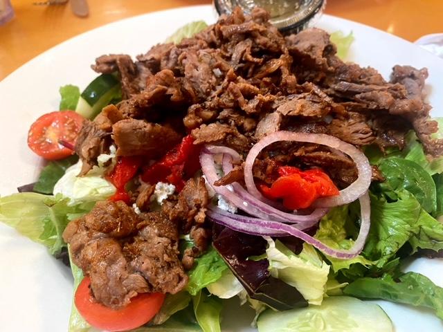 Kitchen 64 (Richmond, VA) salad