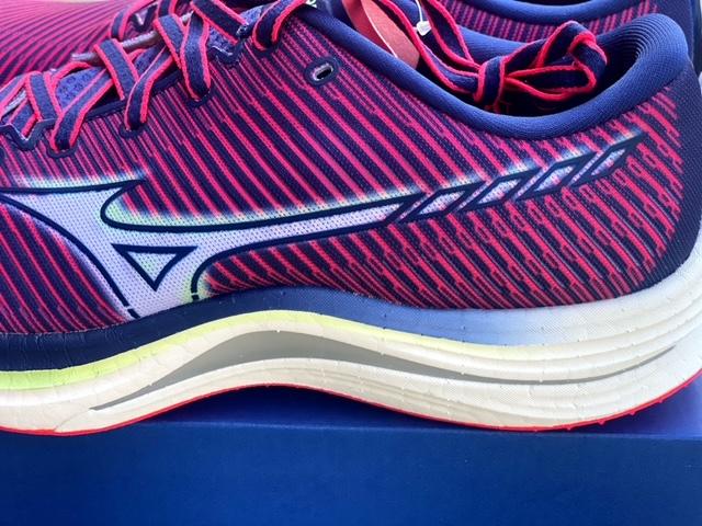 Mizuno Wave Rebellion Shoe Review